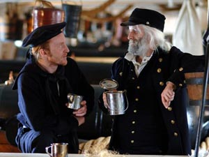 HMS Warrior Men