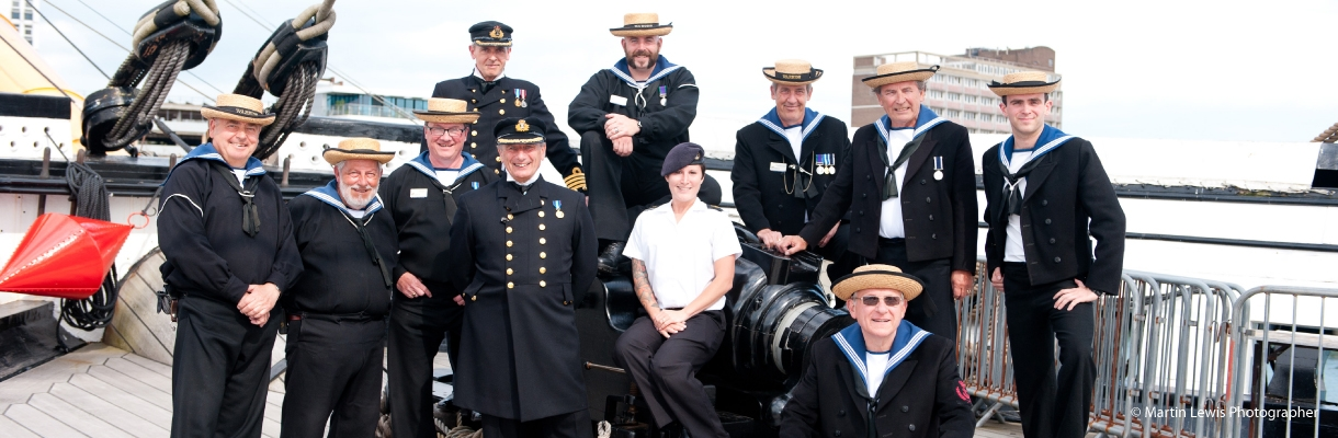 HMS Warrior Team