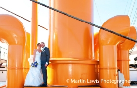 HMS Warrior Weddings